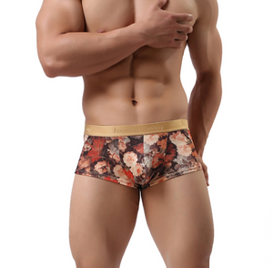 Floral Underwear - GAYS+ Adult Toy Store - Cheap prices from US$6.99
