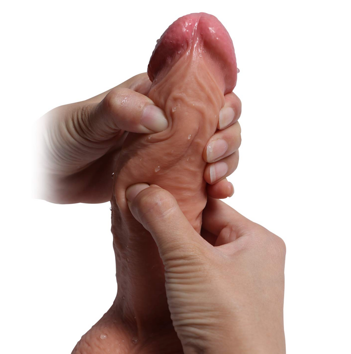 Super Realistic 75 Inch Dildo - Just 3999 With Free -1533