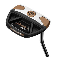 TaylorMade Spider FCG #7 Single Bend Putter - Black / White