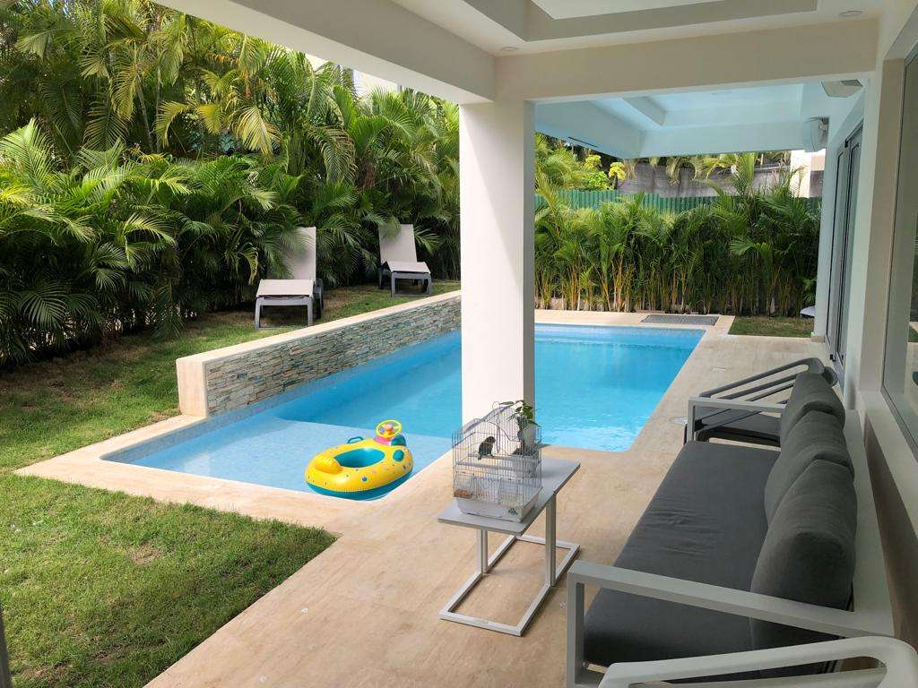 Stunning 5BR Villa for Sale in Punta Cana Village, Dominican Republic