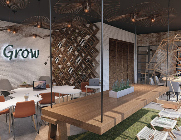 Humana | Playa Del Carmen | Co-Working Offices For Sale | Starting at USD $92,062