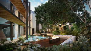 Cacao Tulum|Sweet Living |Luxury Residences |Hotel Service|1&2 Habs Starting $155K