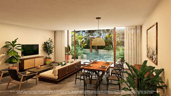 OMARA CONDOS -TULUM STARTED FROM US 229K USD