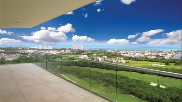 2BR Condo Sky Cancun|Puerto Cancun | $325K USD