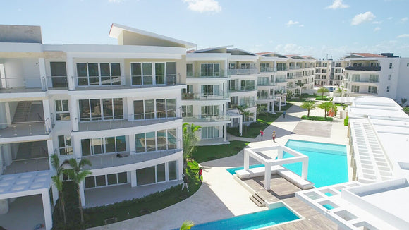 Playa Coral, Bávaro Punta Cana. 2 Bedrooms Starts At $480,000 USD