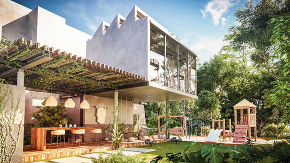 Tulum| Home for Sale -2, 3 & 4 BR - Starts $256K USD