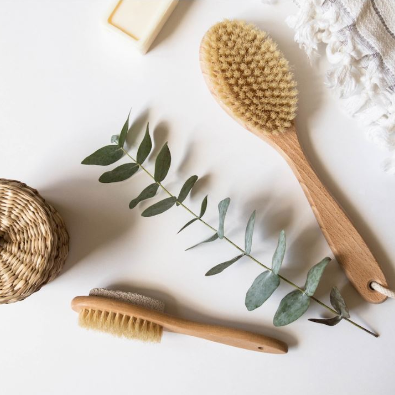 Ayurvedic Shower for daily self-care rituals