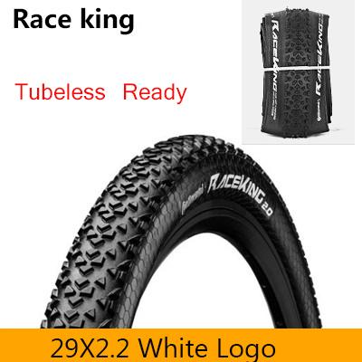 Continental 26 27.5 29 X 2.0 2.2 MTB Tire Race King Bicycle Tire Anti Puncture 180TPI Folding Tire Tyre