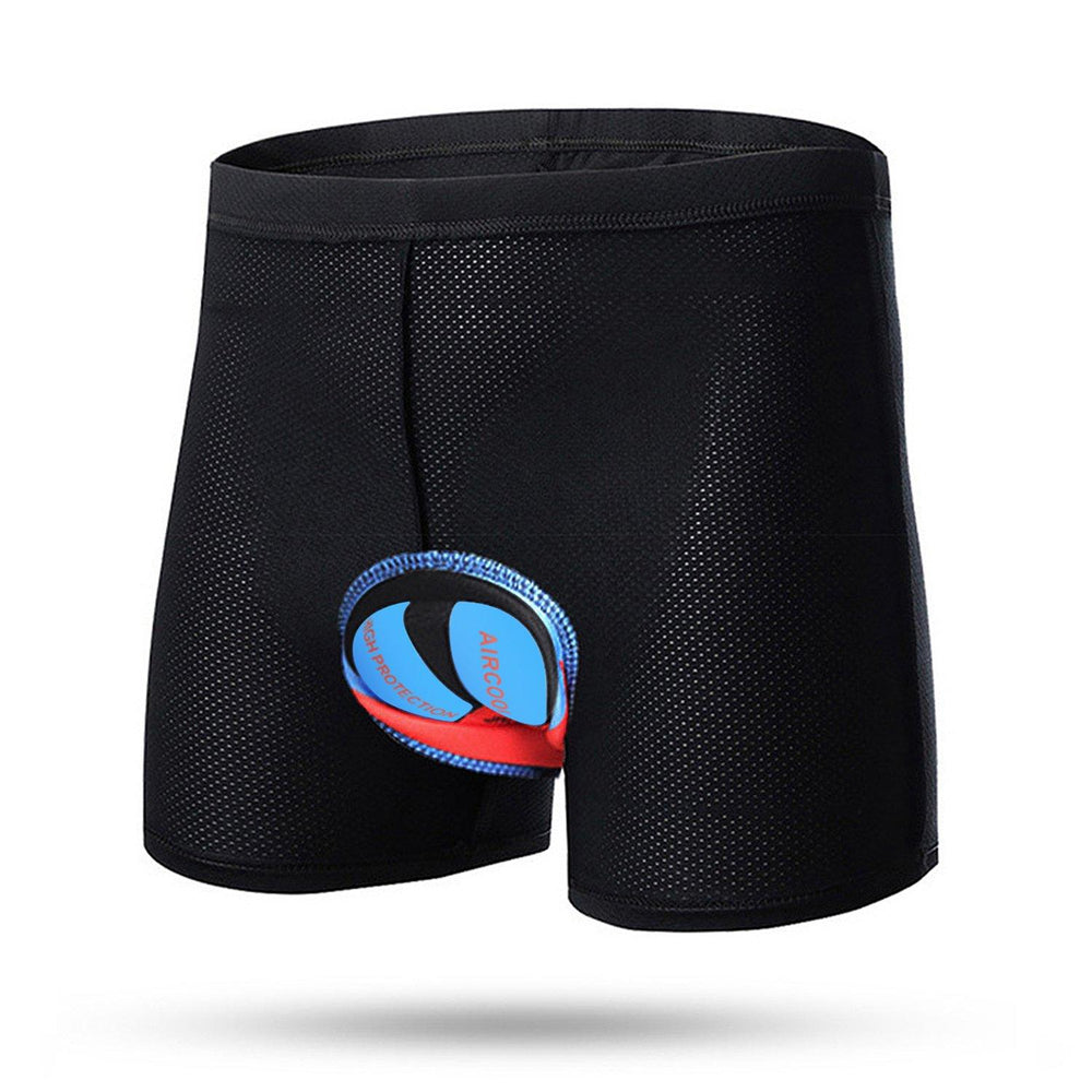 Pikewear 3D Padded Bike Shorts Men Women, Breathable Cycling Shorts Underwear,MTB Cycling Underwear - L