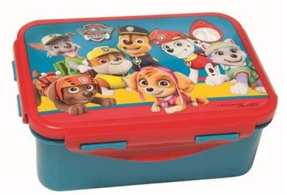 Children's Lunch box Paw Patrol (555-06265) Microwave