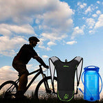 KUYOU Hydration Pack,Hydration Backpack with 2L Hydration Bladder for Running, Hiking, Cycling, Camping