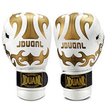 Training Gloves PU Leather Punching Heavy Bag Mitts Gel for Kickboxing Boxing Gloves