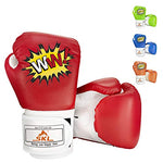 SKL Kids Boxing Gloves 4oz Training Gloves for Children Cartoon Sparring Boxing Gloves
