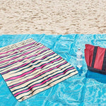 Fast Dry Waterproof Sand-Free Beach Mats, Sand Proof Beach Blanket