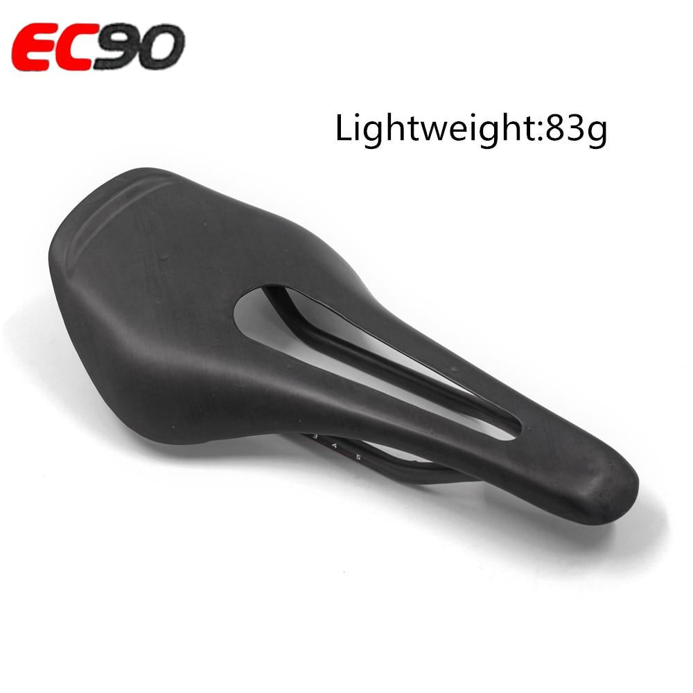 Full Carbon Mountain Bicycle Saddle Road Bike Saddle Carbon MTB Saddles Seat Super-light cushion UD Matt 83g+/-3G