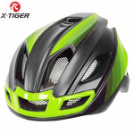 X-Tiger Light Cycling Helmet Bike Ultralight helmet Intergrally-molded Mountain Road Bicycle MTB Helmet Safe Men Women