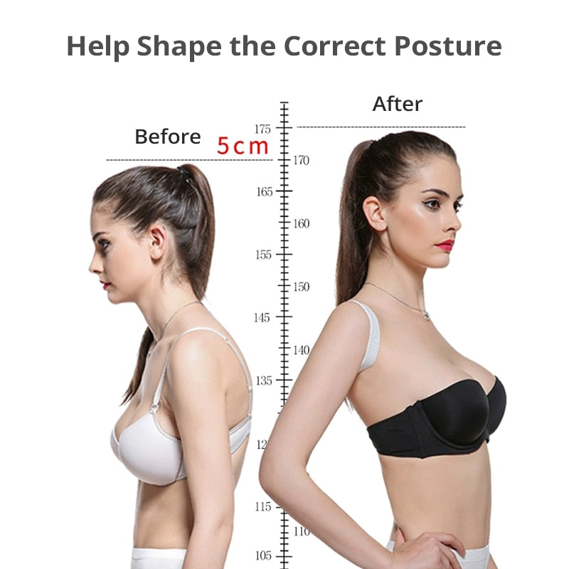 High-elastic Posture Corrector Back Support Strap Brace Shoulder Spine Support lumbar Correction Orthopedic Belt Children Adult