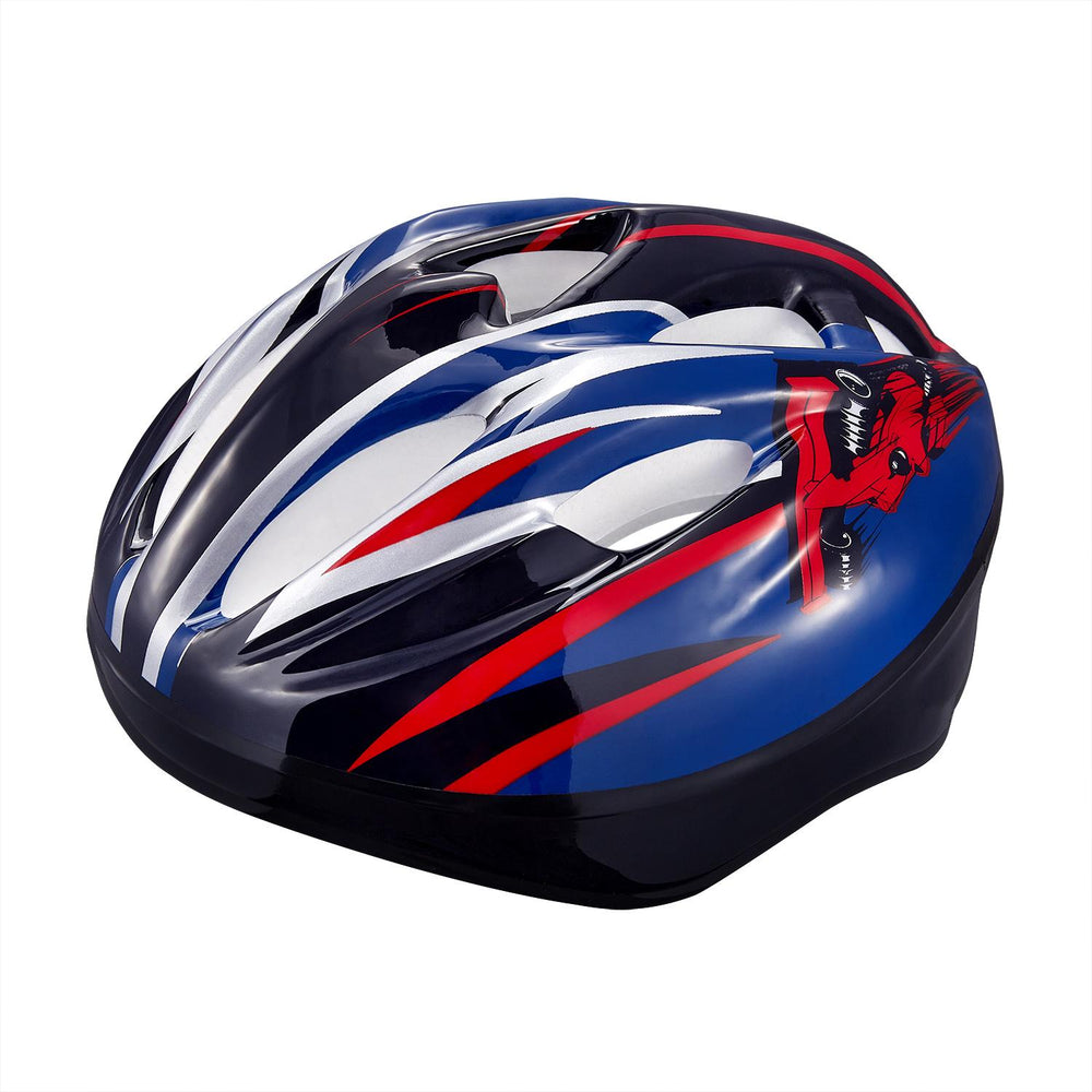 Pikewear Multi-Sport Helmet for Kids Cycling/Skateboard / Bike/BMX / Dry Slope Protective Gear Suitable 1-6 Years Old.