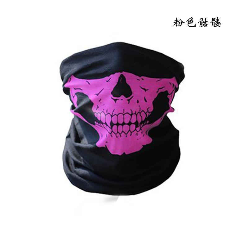 Bicycle Motorcycle Outdoor Turban Riding Mask Warm Face Windproof Sweat Absorption Mask