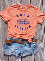 Road Trippin Adventure T-shirts