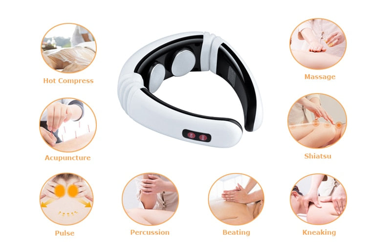 Electric Max Relaxation Neck Massager