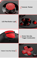 Wireless Gaming TouchRoller Controller for IOS/Android