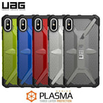 NEW UAG Plasma - Urban Armor Feather Gear Plasma Case For Apple iPhone XS MAX XR