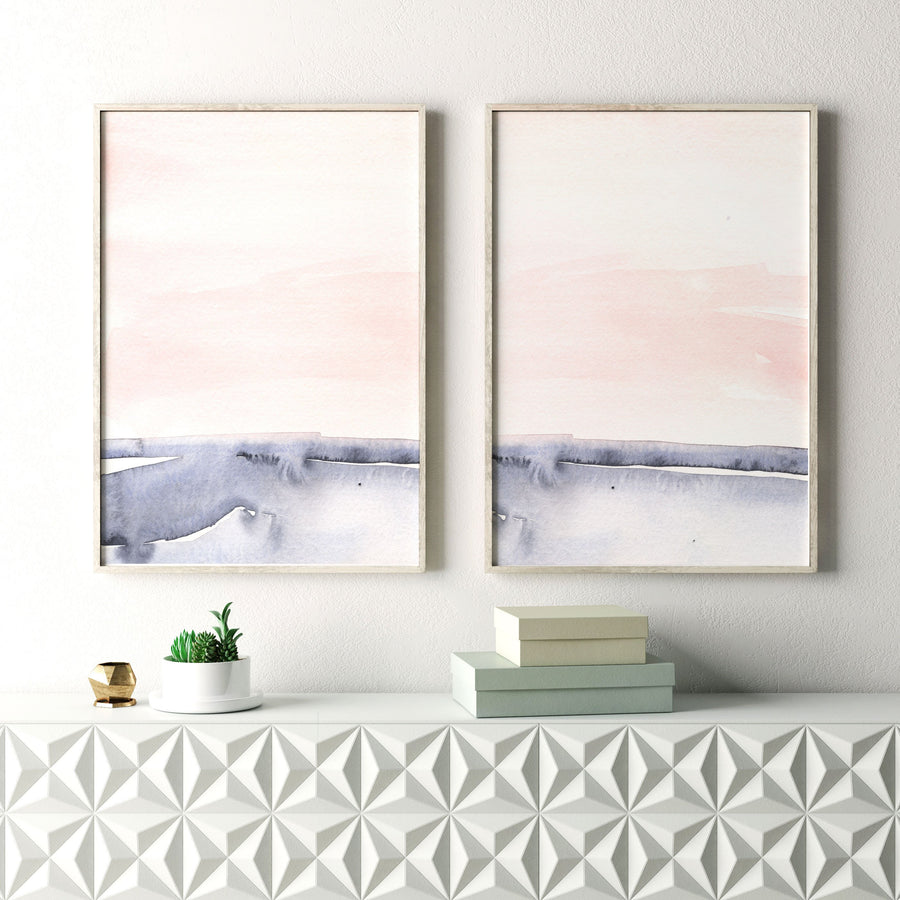 Pink Horizon Set