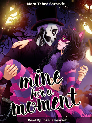 "Audiobook ""Mine For A Moment"""