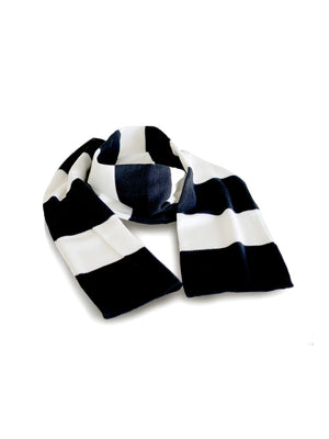 Anna's Striped Scarf (Oversize)