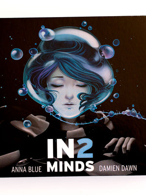 DELUXE version of Anna Blue and Damien Dawn's album IN2 MINDS. Premium Digipack with 2 CDs, a lyrics booklet and 41 tracks including all language versions.