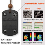 Quantum Necklace Pendant EMF Protection