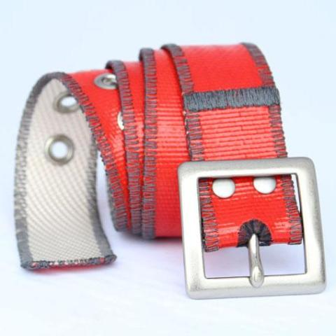 HERO Reversible Belt - 'Red Alert'