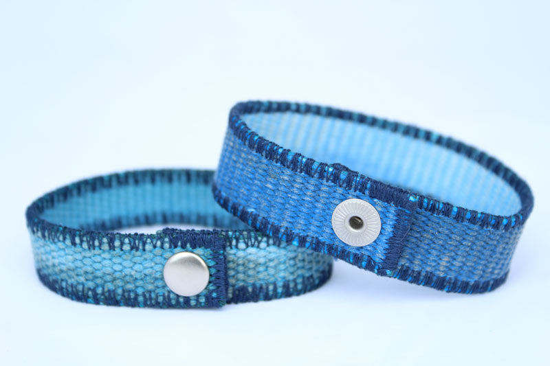 HERO Wrist Cuff - 'Waterline'