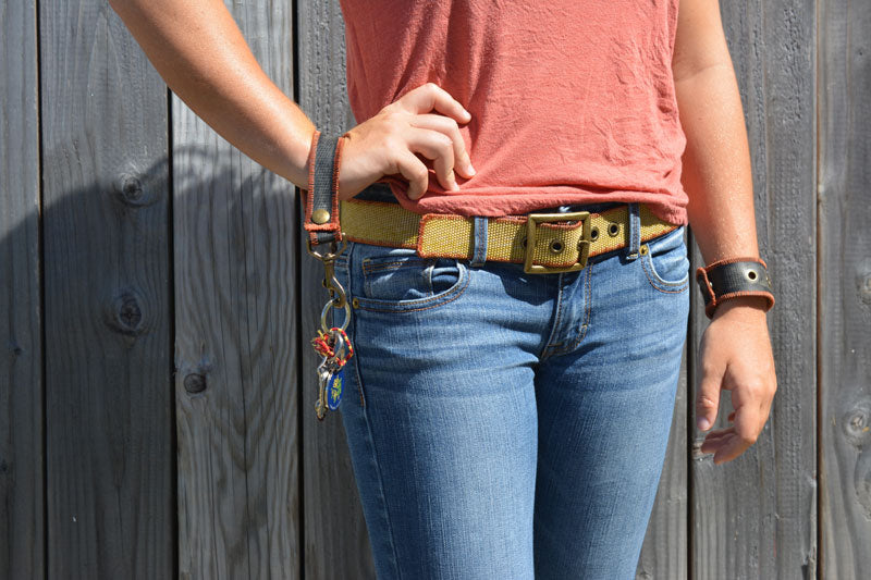 HERO Reversible Belt - 'Extinguisher'