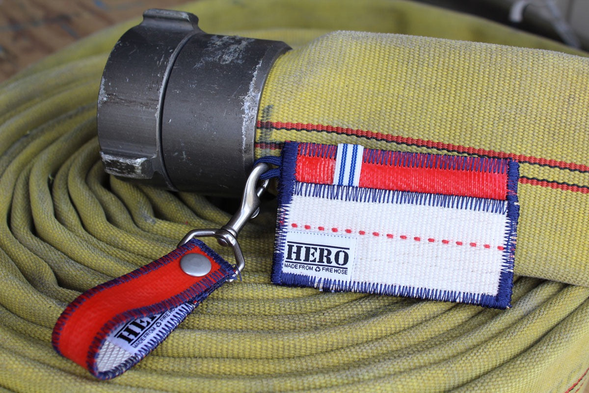 HERO Clip Key Chain - 'America'