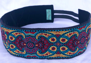 Hippy Chic Accessory - Wide Headbands