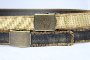 HERO Reversible Slider Belt - 'Toast'