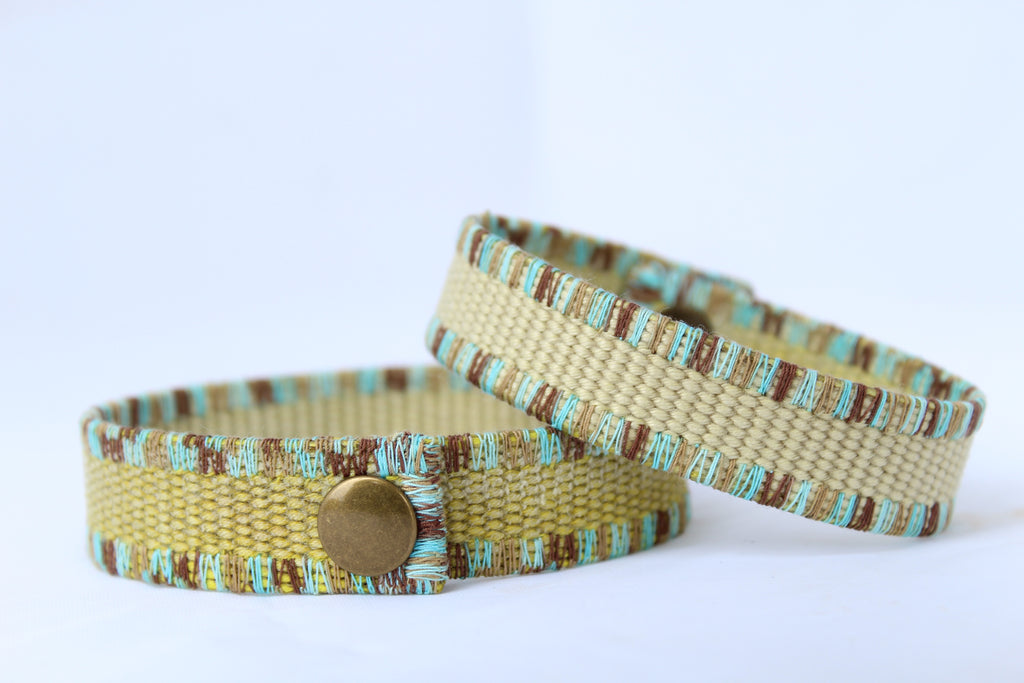 HERO Wrist Cuff - 'Sandy Beach'