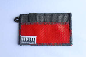 Pocket HERO Wallet - 'Fire vs. Ash'