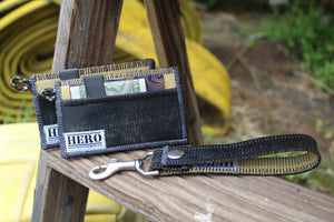 Pocket HERO Wallet - 'Afterburn'
