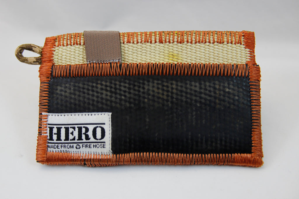 Pocket HERO Wallet - 'Extinguisher'