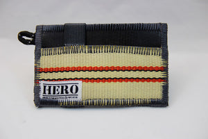 Pocket HERO Wallet - 'Courage Grey'