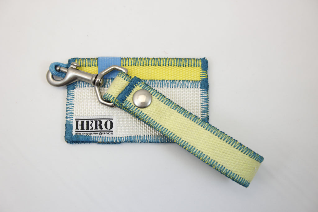 Pocket HERO Wallet & Keychain Set - 'Splash'
