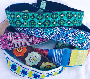 Hippy Chic Accessory - Medium Headbands