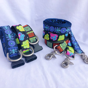 Wonder Dog - Ribbon Leash and Collar Sets