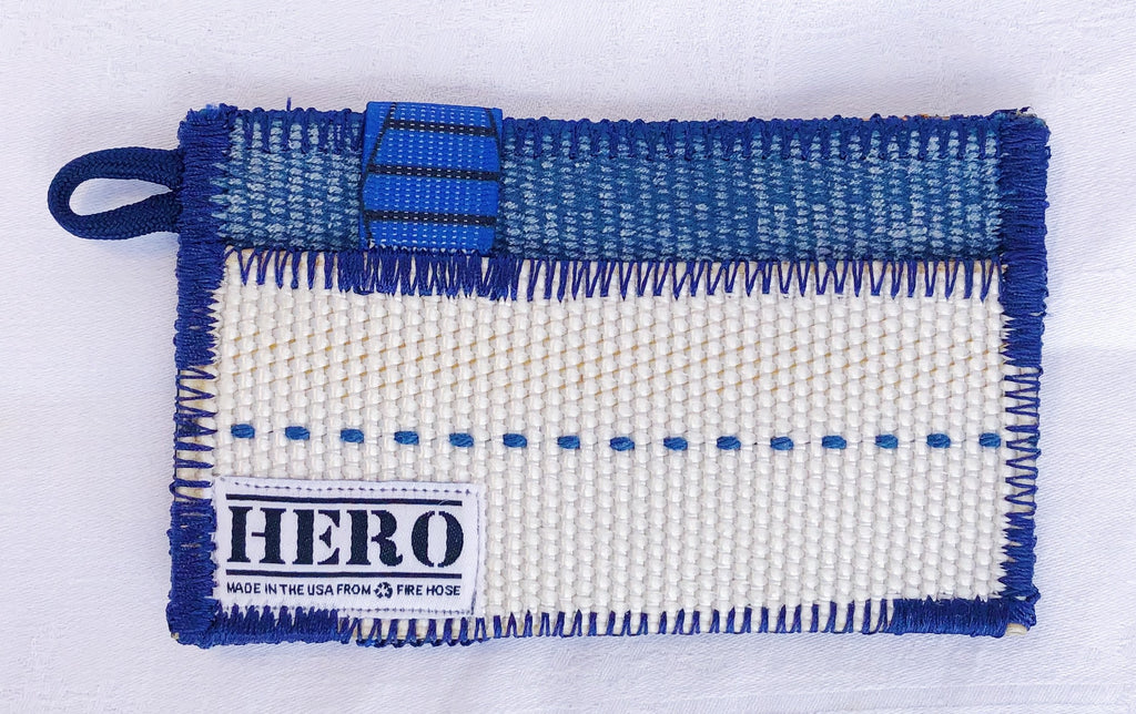 Pocket HERO Wallet - 'Thin Blue Line'