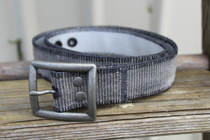 Limited Edition HERO Reversible Belt - 'Smoke & Ash'