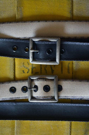 HERO Reversible Belt - 'Smoke'