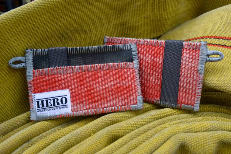 Pocket HERO Wallet - 'Embers'